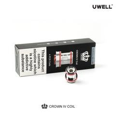 Uwell Crown IV Coils - 4 Pack