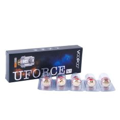 VooPoo Uforce Replacement Coils - 5 Pack