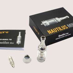 Aspire Nautilus Mini (BVC) Tank Clearomizer