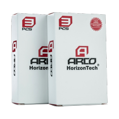 Horizontech Arco A6 Replacement Coils - 3 Pack