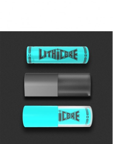 Lithicore 18650 3000mAh 35A flat top Battery