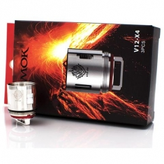 SMOK TFV12 V12-Q4 Replacement Coils - 3 Pack
