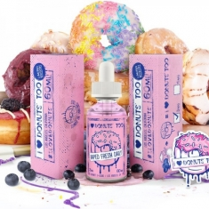 Mad Hatter - I LOVE Donuts Blueberry